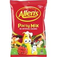 Allens Lollies 1.3kg Party Mix - Packet