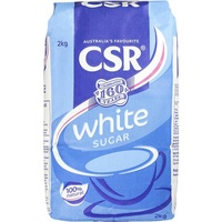 White Sugar 2kg - Each