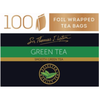 Sir Thomas Lipton green tea - box of 100