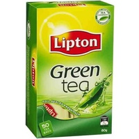 Lipton Green Tea 50s