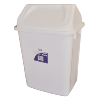 Edco Swing Top Tidy Bin 30lt