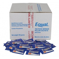Equal Sweetener Sachets 750/Ctn* - Pack of 750