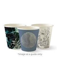 6OZ ART SERIES BIOCUP - Sleeve of 50