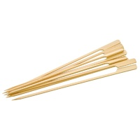 Bamboo Skewer Premium 200mm - Party Fun - Sleeve of 100