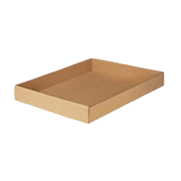 Bakery Tray Small 480x300x70mm - Sleeve of 50