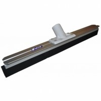 Edco Black Neoprene Floor Squeegee 60cm White - Each