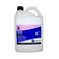 Accent Disinfectant/Sanitiser 5ltr Musk Fragrance - 5lt Bottle