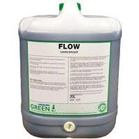 Flow - Neutral detergent for liquid laundry systems - 20lt Bottle