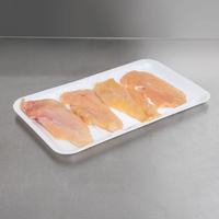 Foam Tray White 11x9 Deep - Imported - Sleeve of 125