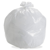 120lt Bin Liner Duty Natural (Clear) - Carton of 200