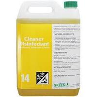 Cleaner Disinfectant Number 14 - 5lt Bottle