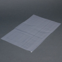 Poly Bag LDPE 255x205mm - 50um - Sleeve of 100