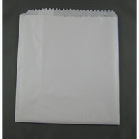 Paper Bags White No 4 - 340x240mm - Sleeve of 500