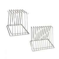 Cutting Board Rack 10 Slot - Each