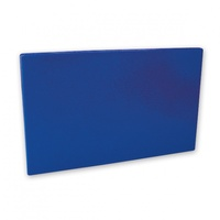 Cutting Board Blue 400x250mm - Each