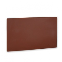 Cutting Board Brown 400x250mm - Each