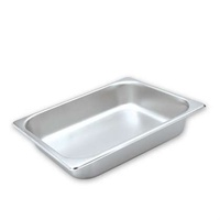 Steam Pan 1/2 Size 100mm - Each