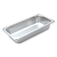 Steam Pan 1/3 Size 100mm - Each