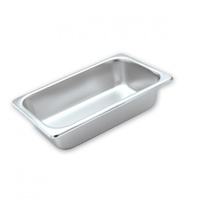 Steam Pan 1/4 Size 100mm - Each