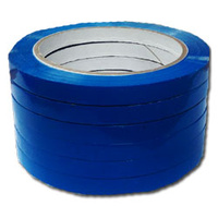 Bag Sealing Tape 12mm x 66m Dark Blue - Each