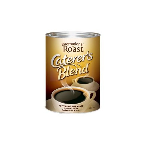 International Roast Caterers Blend (1kg) - 1kg Tin