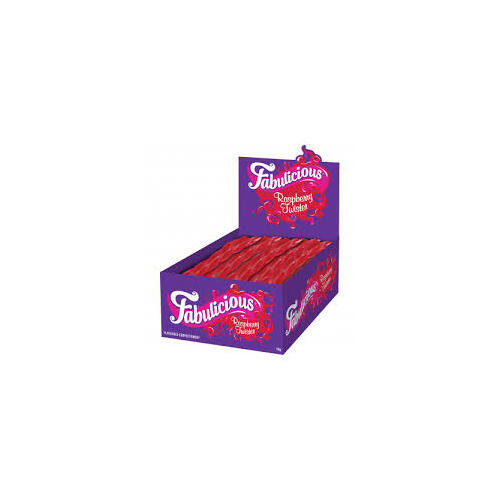 Wonka Twister Raspberry 1kg - Packet