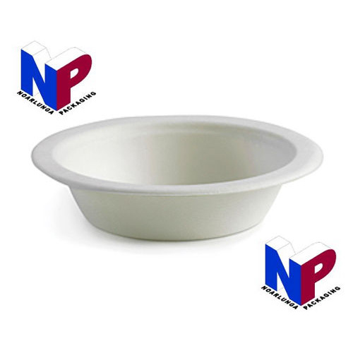 Biopak Bowls 12oz (355ml) Biodegradable, Eco Friendly, Disposable, Compostable!