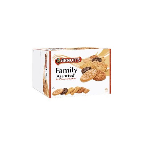 Arnotts Family Assorted 1.5kg