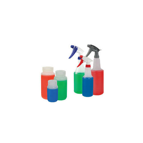 Trigger Spray Nozzle - 500ml 28/410 Blue DT 235mm Screw Neck 1.5ml - Each