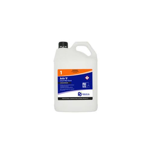 Active O Spray and Wipe - 5lt Bottle
