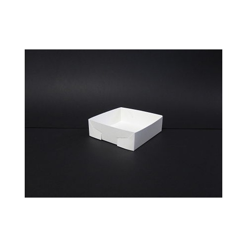 Cake Tray No19 130x130x42mm - Sleeve of 250