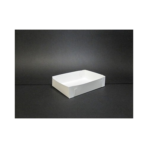 Cake Tray No20 185x135x44mm - Sleeve of 250