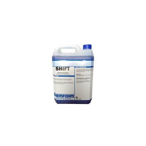 Shift - Toilet Cleaner - 5ltr Bottle