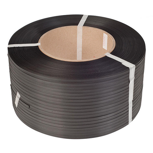 Polypropylene Black Strapping 19mmx1000m - B/S 405kg/s - Roll