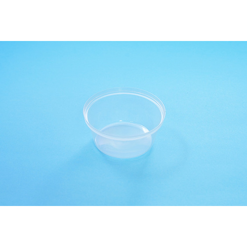 Genfac Round Lid Small Dome - Sleeve of 50
