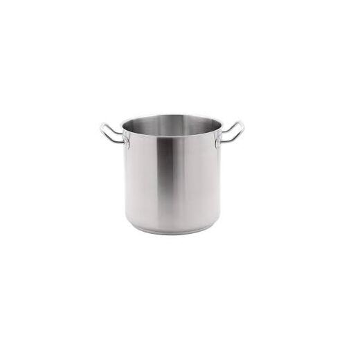 Vouge Stainless Steel 10lt Stockpot - Each