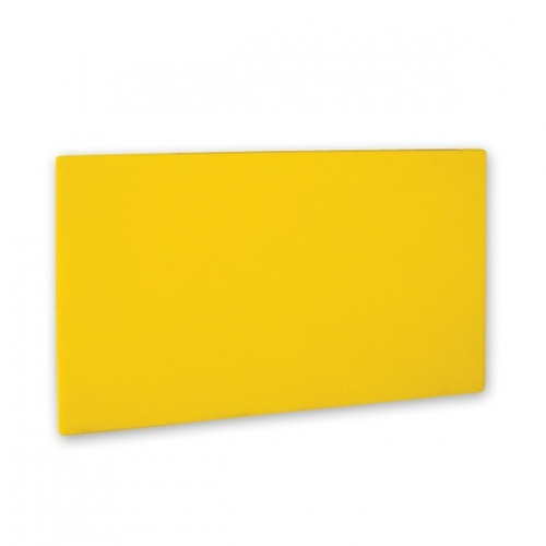 Cutting Board Yellow 400x250mm - Each