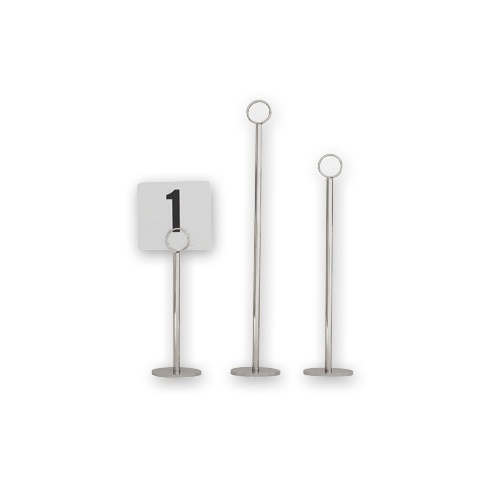 Table Number Stand 200mm - Each