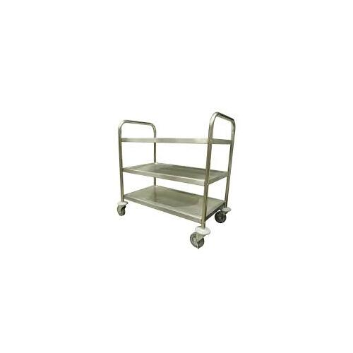 Serving Tolley 3 Tier Stainless  Steel - Each