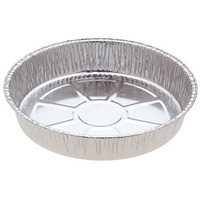 Confoil 4423 Round Pie Foil - Sleeve of 50